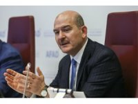 İçişleri Bakanı Soylu'dan Ampute Milli Futbol Takımı'na tebrik telefonu