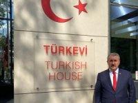 """BBP Genel Başkanı Destici: """"Türkevi çok anlamlı, çok kıymetli ve çok fonksiyonlu bir eser"""""""