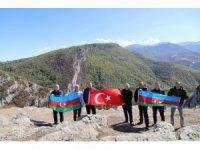 Ahıskalı Türkler Şuşa'da