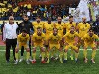 Ağrıspor Şampiyonluğunu kutladı