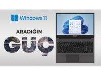 Windows 11 işletim sistemi Casper bilgisayarlarda kullanıma sunuldu