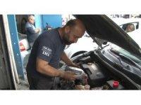 """Oto tamirciler uyardı: """"Kışın araçlarınızı antifrizsiz bırakmayın"""""""
