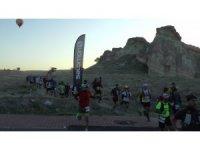 Salomon Kapadokya Ultra Trail yarışları Ürgüp'te start aldı