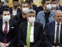 Ağrı Belediye Başkanı Sayan, Kadim Aşiretler çalıştayına katıldı