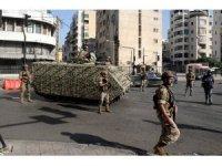 Lübnan'da protestoculara ateş açtığından şüphelenilen askere soruşturma