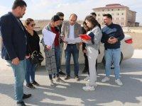Diyadin Meydanı'nda revizyon çalışmalarına başlandı