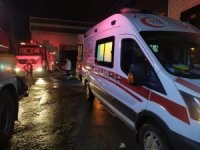 Gaziantep'te fabrika deposunda çıkan yangın kontrol altına alındı
