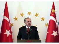 """Erdoğan: """"Can Azerbaycan'ın 18 Ekim Bağımsızlık Günü'nü en kalbi duygularımla tebrik ediyorum"""""""