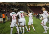 Süper Lig: A. Hatayspor: 2 - Gaziantep FK: 1 (Maç sonucu)