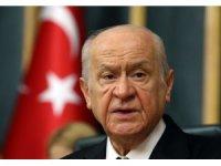 """MHP lideri Bahçeli: """"Teröristbaşı Gülen'in geldiği gün öldüğü gün olacaktır"""""""