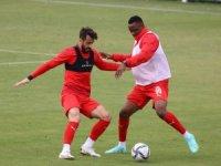 Sivasspor, Altay maçına yoğun tempoda hazırlanıyor