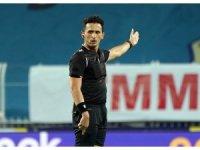 Altay - Sivasspor maçını Erkan Özdamar yönetecek