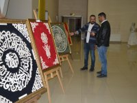 Ağrı'da Naht ve Filografi Sanatları Sergisi