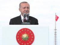 """Cumhurbaşkanı Erdoğan: """"Türkiye tüm kazanımlarını bedel ödeyerek elde etmiştir"""""""