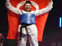 Cumhurbaşkanı Erdoğan, Dünya Şampiyonu İrem Yaman'ı tebrik etti