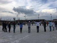 Ağrı'da Atabarı oyunu sahnelendi