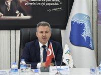 Serka'nın 65. Yönetim Kurulu Toplantısı Ağrı'da Gerçekleşti