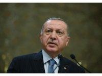 Cumhurbaşkanı Erdoğan'dan Hacıosman Seçim İrtibat Bürosu'na sürpriz ziyaret