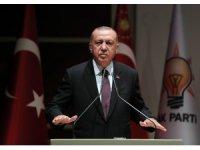 """Cumhurbaşkanı Erdoğan: """"Yargının vereceği karar bu işte önünü kesebilir"""""""