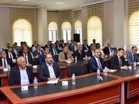 Ağrı'da İl Koordinasyon Kurulu Toplantısı Yapıldı