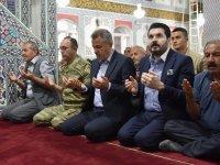 Ağrı'da 15 Temmuz Demokrasi ve Milli Birlik Günü etkinlikleri