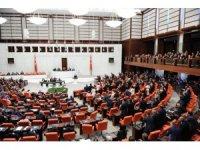 TBMM Genel Kurulu'nda CHP Grup Başkanvekili Özkoç'un sözlerine tepki