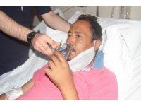 Böbrek nakli ile sağlına kavuştu, 14 yıl sonra ilk defa su içti