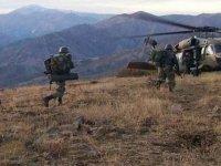Ağrı Dağı'nda Operasyon 2 PKK'lı öldürüldü