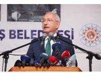 Kılıçdaroğlu, Hacı Bektaş Veli'yi anma töreninde konuştu