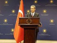 Dışişleri Bakanlığı Sözcüsü Hami Aksoy o soruları yanıtladı