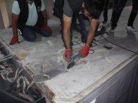 Gürbulak'ta 46 milyon değerinde 234 kilo eroin ele geçirildi