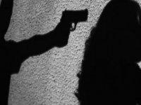 Patnos'ta sokak ortasında kadın cinayeti