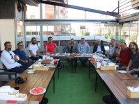 Ağrı Spor Basın Mensupları Ve STK Temsilcilerini  Ağırladı