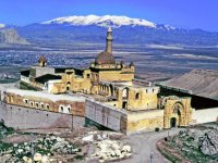 Ağrı'da Turizme Büyük Destek