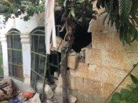 Afrin'de PYD/PKK'dan füzeli saldırı: 1 yaralı