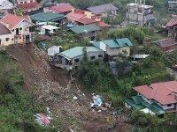 Filipinler felaketi yaşadı