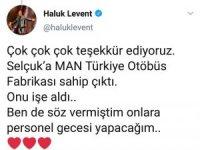 Haluk Levent, hasta çocuğun babasını işe alan firmanın personeline konser verecek