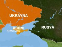 Ukrayna'dan Rusya'ya rest