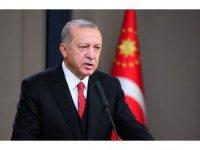 """Cumhurbaşkanı Erdoğan, """"Terör örgütü ile savaş olmaz, mücadele olur''"""