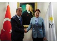 """Milli Savunma Bakanı Akar: """"Tel Abyad ve Rasulayn kontrolümüz altında"""""""