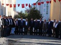Ağrı'da Barış Pınarı Harekâtı'na destek açıklaması