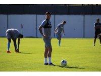 Trabzonspor, Gaziantep maçı hazırlıklarını sürdürdü