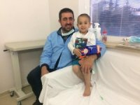 2.5 yaşındaki Recep kansere yenik düştü
