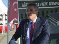Doğu, Güneydoğu ve Orta Anadolu'nun İlk ve Tek Fizik Tedavi Hastanesi olacak