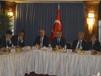 Türkiye Belediyeler Birliği (TBB) toplantısı Ağrı'da yapıldı