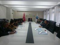 Ağrı'da KÜSİ İl Planlama ve Geliştirme Toplantısı Yapıldı