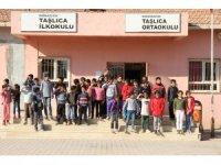 Terör saldırısına uğrayan Taşlıca köyünde telafi eğitimi başladı
