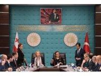 """""""Türkiye ile Gürcistan arasındaki ticaret hacmi 1.5 milyar dolara ulaştı"""""""