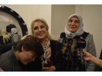 Sanatçı Muazzez Ersoy, Sıdıka'nın hayalini gerçekleştirdi