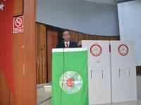 Ağrı'da Ziraat Odası başkanlık yarışını, Yıldız kazandı